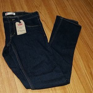 Levi's skinny jeans for girl size 16